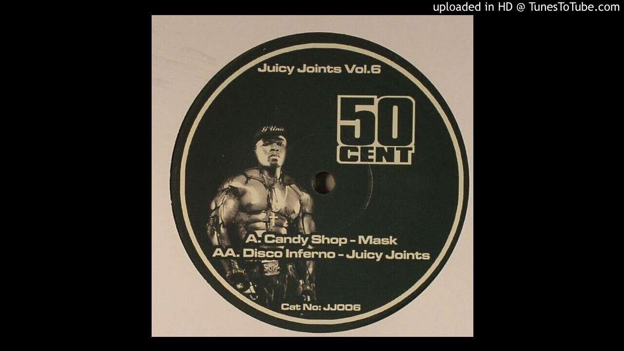 50 Cent - Disco Inferno (Juicy Joints Remix) [Riplash & Sus] *UKG / 4x4 /  Niche*