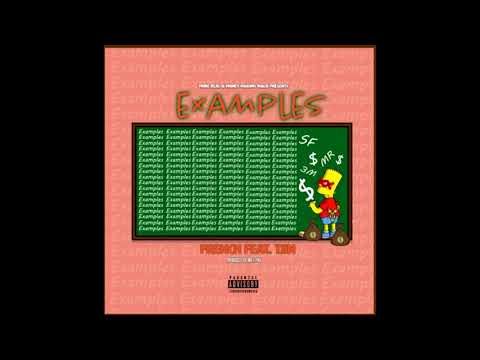 French x Tjin - Examples (Official Audio) (Prod. Hitstar)
