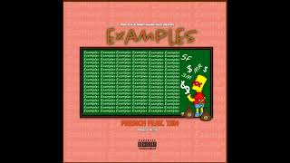 Gambar cover French x Tjin - Examples (Official Audio) (Prod. Hitstar)