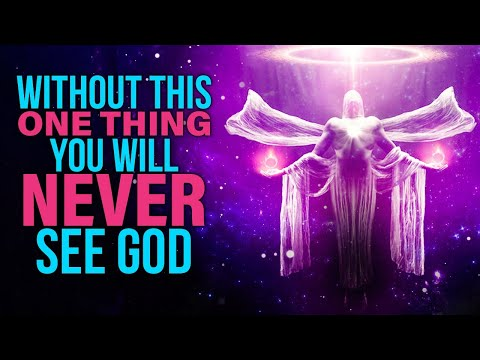 If You Believe In God, You Might Want To Watch This Video Right Away....Holiness