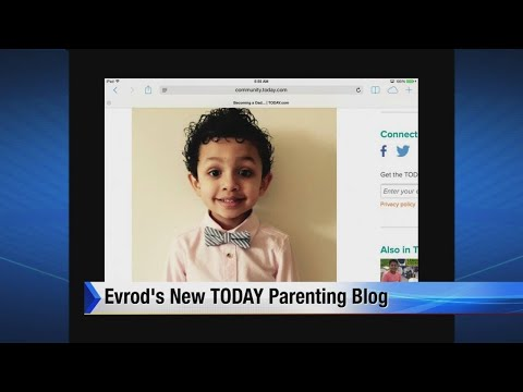Evrod's parenting blog: What changes when your child arrives?