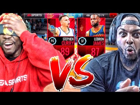 LOSER HAS TO QUICKSELL ELITE! 'THE REMATCH' vs AiiRxJONES! NBA Live Mobile 16 Gameplay Ep. 53