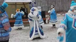 Танцы Деда Мороза в Аквилоне