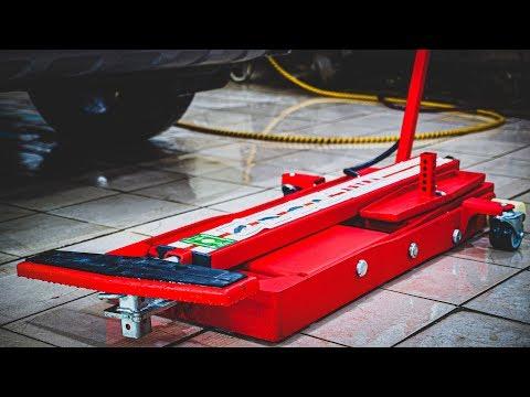 Автомобильный подъёмник Astra Mini Lift. Кто он Q100? Продолжение