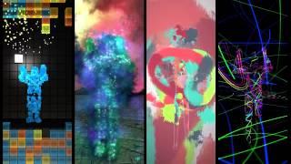 Interactive Kinect2 Scenes