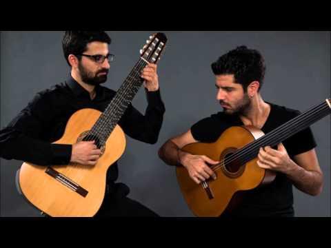 Kara Toprak - Microtonal Guitar Duo