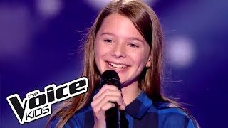 Faded - Alan Walker | Lou | The Voice Kids France 2017 | Blind Audition