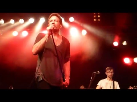 David Duchovny - Hell Or Highwater live Cologne Live Music Hall 10.05.2016