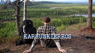 Hiking The Bear Trail ´Karhunkierros´ - Finland´s most well-known trail
