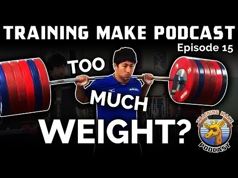 Are Weightlifters TOO Strong? - Ft. Max Aita and Don Ricci - Ep15 [TMP FULL]