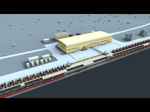 Superconducting Accelerator for LCLS-II Takes Shape