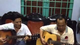 hòa tấu guitar Hoa trinh nữ (  Lâm- Thông)