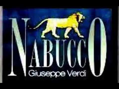 Verdi. NABUCCO. Donati, Kalinina, Walevska, Agafonov, Teliga. Burgenland, Austria. Julio, 2000