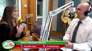 Elsa Ríos elenco de la Justa Pozolera platicó con El Castor