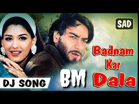 2018 Best Hindi Old Is Gold || Bewafa Tune Pyar Me Badnam Kar Dala || Sad Song Mix 2018