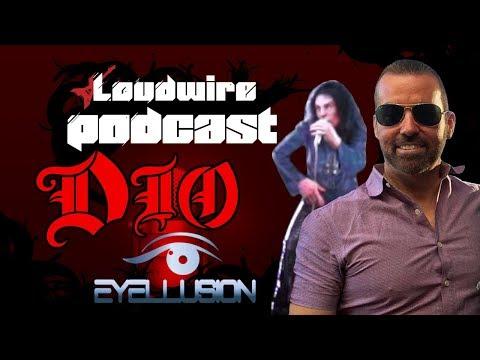 Loudwire Podcast #28 - Dio Hologram Creator Jeff Pezzuti