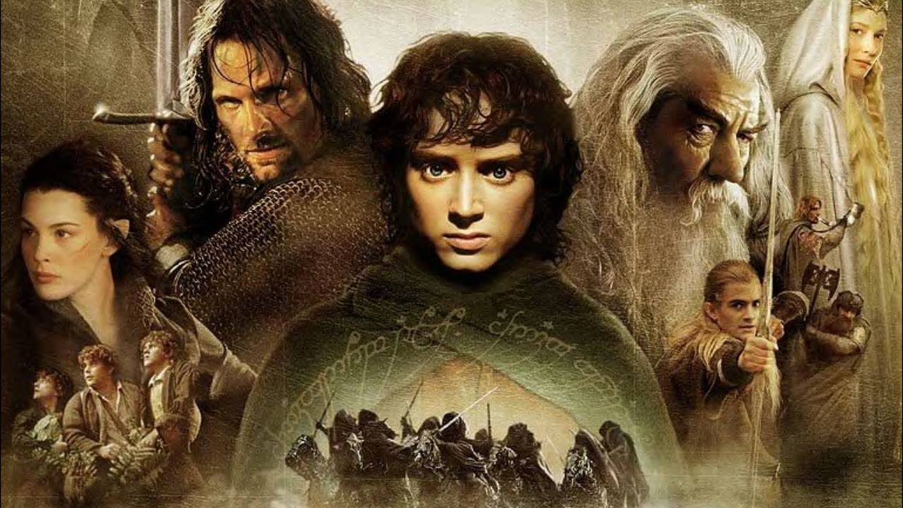 The lord of the rings    The Fellowship   Howard Shore    YouTube