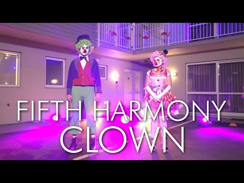 "Fifth Harmony ft. Gucci Mane - Down [Parody] ""Clown"""