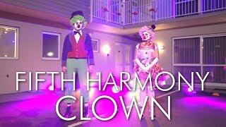 "Fifth Harmony ft. Gucci Mane - Down [Parody] ""Clown"""
