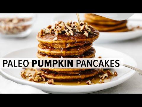 Featured Recipe Gluten-free Pumpkin Pancakes