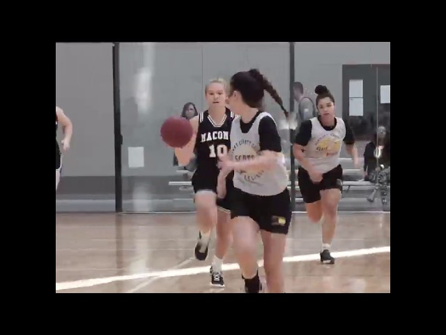 Baylor  Chicago Womens JUCO Jamboree 2019