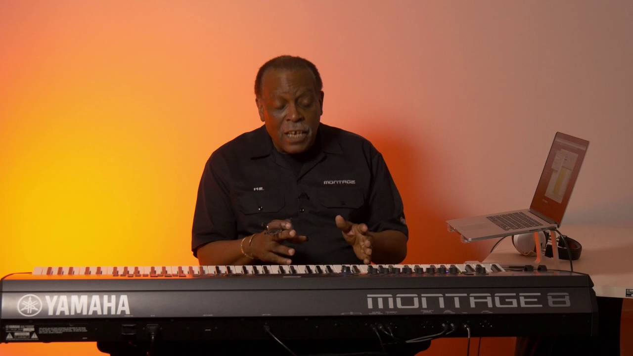 Yamaha MONTAGE 6 | MUSIC STORE professional