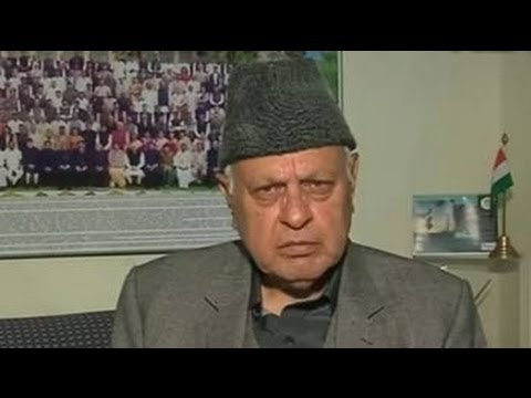 Article 370: Angry Farooq Abdullah walks out of NDTV interview