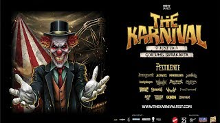 [Gigs News] THE KARNIVAL Metal Festival 2019 // live @ GOR UMS Solo // June 9th, 2019