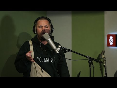 Stan Walker 'New Takeover' live @ RNZ