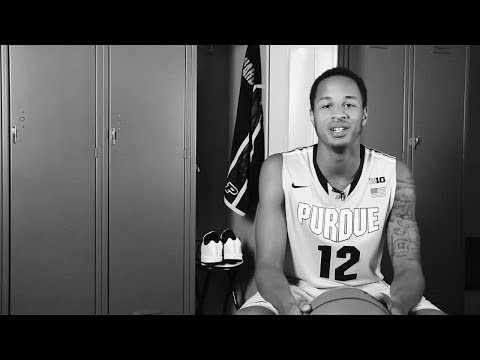 Purdue Men's Basketball | Senior Class: Vincent Edwards