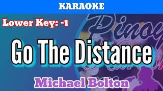 Michael bolton (karaoke : lower key ...