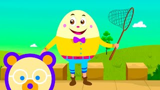 Learn Nursery Rhymes | Humpty Dumpty | Learning for Kids