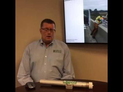 USGS Live Video on Hurricane Matthew