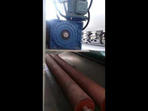 Nonwoven Geotextile production line