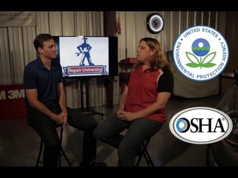 Repair University: FAQ For OSHA EPA And Collision Repair Centers