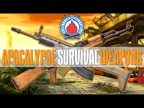 APOCALYPSE SURVIVAL WEAPONS (MOJAVE DESERT)