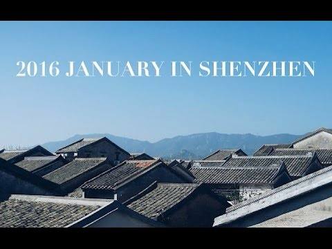 2017 JANUARY IN CHINA - SHENZHEN丨大鵬