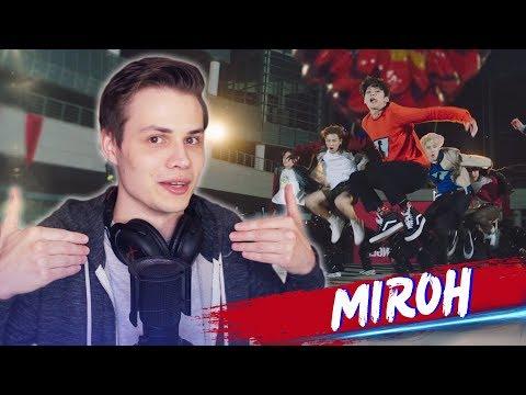 Stray Kids - MIROH (MV) РЕАКЦИЯ