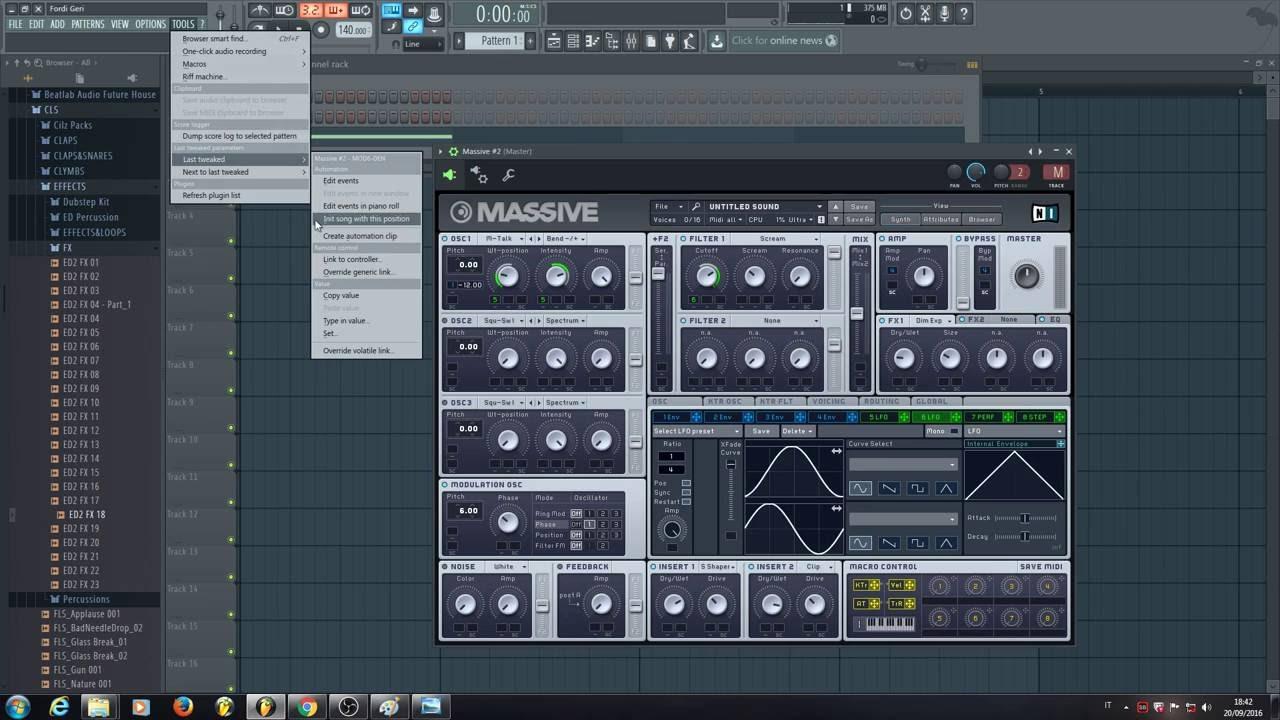 Download Sound Design Tutorial (ITA) - Massive - Dubstep Bass#01 by CWS