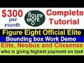 Earn $300 Per Month Doing Tasks In Figure Eight |  Complete Tutorial On Elite and Bounding Box Demo.