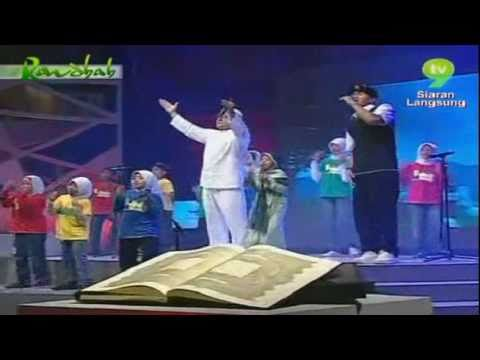 Rindu Muhammadku [Live] - Haddad, Anti & Vita