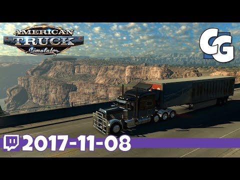 ATS - VOD - 2017-11-08 - New Mexico - The Land of Enchantment - ATS New Mexico Gameplay