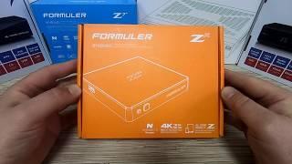 Розпакування 4K Ultra HD медіаплеєра Formuler Zx