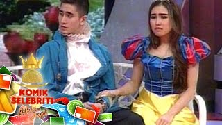 Verrel Bramasta Bingung Pilih Ayu Ting Ting atau Cinta Laura - Komik Selebriti (7/4)