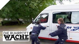 Betrunkener Busfahrer: Cheerleader-Gruppe in Gefahr | Can Yildiz | Die Ruhrpottwache | SAT.1 TV