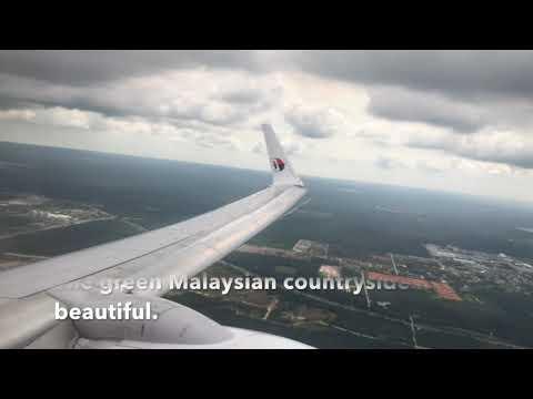 S.E. Asian Adventure Part 6: MH853 KUL-DPS (flight 4 of 7)