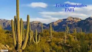 Fafi   Nature & Naturaleza