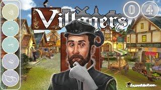 Villagers Gameplay ~ Evil Descends Upon Us ~ Let's Play Villagers Gameplay ~ A Game Like Settlers