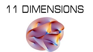 The 11 Dimensions EXPLAINED