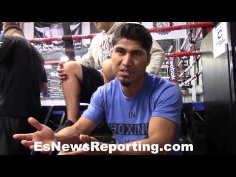 How Mikey Garcia scored GGG vs Jacobs -  EsNews Boxing
